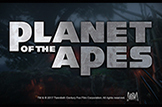 planet of the apes netent slot logo