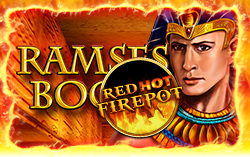 ramses book online spielothek red hot firepot logo