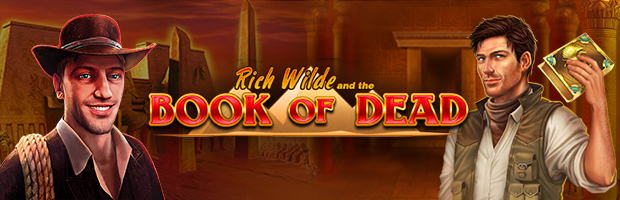 book of ra online casino book of dead banner