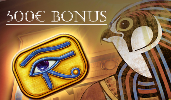 eye of horus bonusangebot im online casino