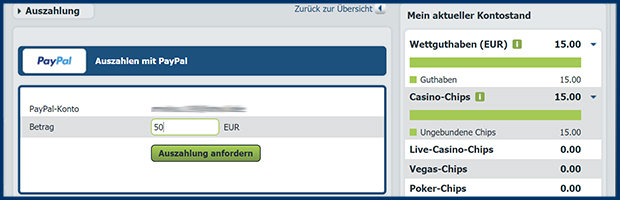 bet at home paypal online casino auszahlung mit paypal