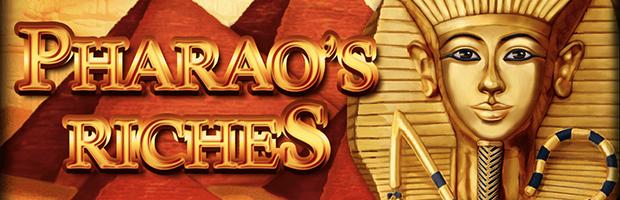 paharao's riches slot merkur gamomat spieleanbieter teaser banner