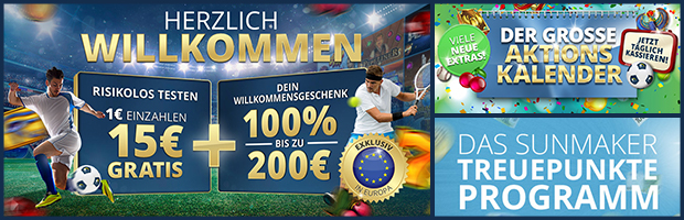 sunmaker paypal online casino aktionen