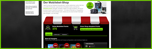 mobilebet paypal wettanbieter promotion shop banner