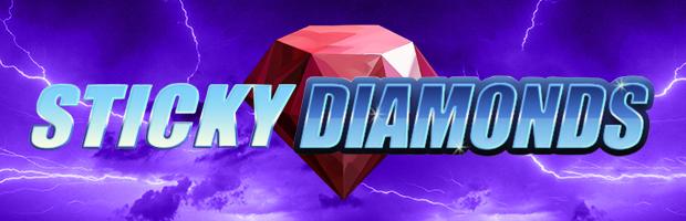 sticky diamonds slot merkur gamomat spieleanbieter teaser banner