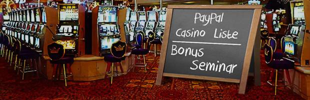 paypal casino liste bonus seminar banner