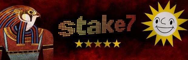 stake 7 online casino horus merkur sonne sterne rating banner