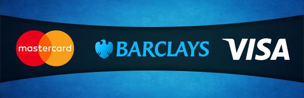 kreditkarten methoden mastercard barclays visa banner