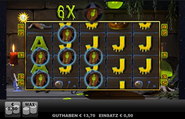 Hexenkessel Online Casino