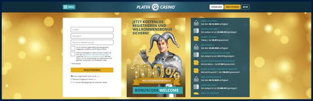 platin paypal online casino anmeldevorgang