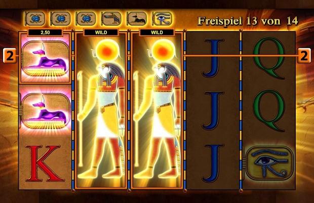 eye of horus online merkur slot freispiel funktion des horus er blättert die symbole um