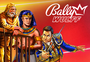 bally wulff slot figuren ramses, old fisherman und romans legion als teaser figuren für bally wulff slots