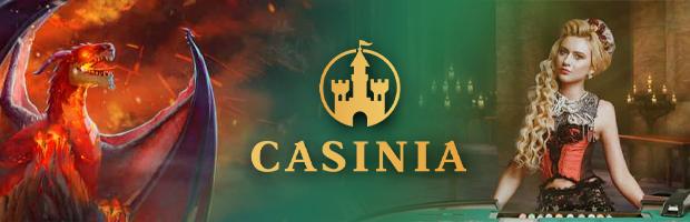 casinia online casino content banner