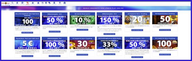 Löwenplay online casino bonusangebot
