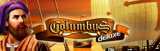 columbus deluxe novoline slot banner