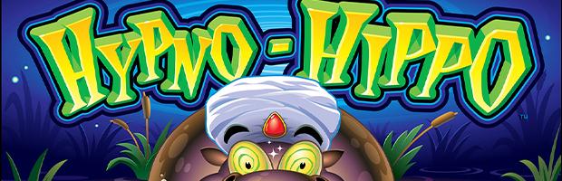 hypno hippo novoline slot logo banner
