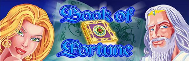 book of fortune amatic slot banner - alternative zu novoline spielen