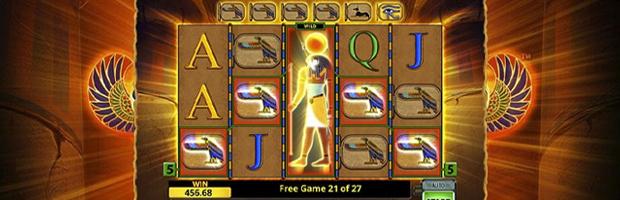 eye of horus freispiel screenshot beste slot